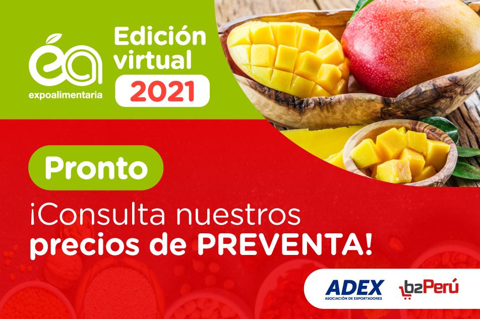 Feria Virtual – Expoalimentaria 2021